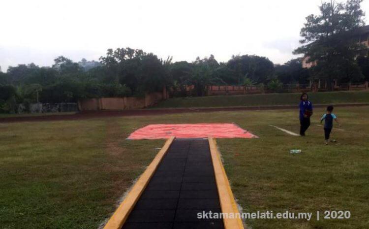 Projek Naik Taraf Trek Lompat Jauh