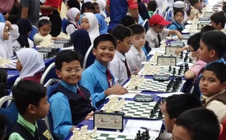Kejohanan Catur Sekolah Rendah MSSD Keramat 2020