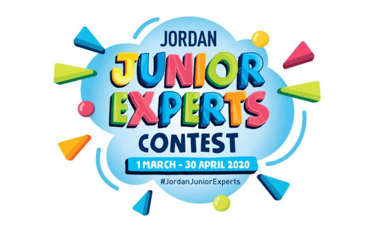 [Update] Jordan Junior Experts Contest