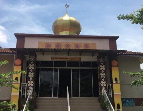 Surau Ar-Raudhah